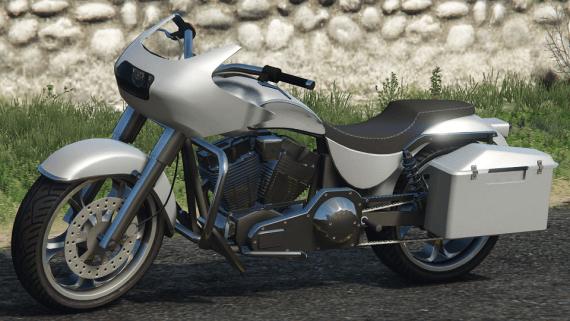 Western Bagger GTA 5 Online Simon
