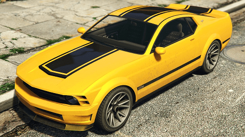 Vapid Dominator GTA 5 Online