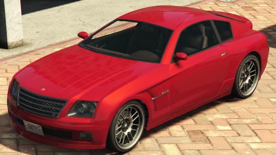 Schyster Fusilade GTA 5 Online