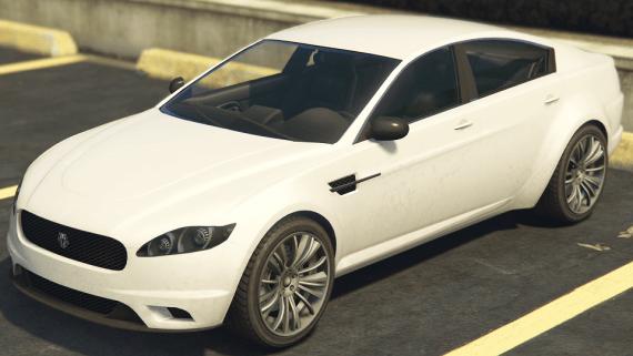 Ocelot Jackal GTA 5 Online