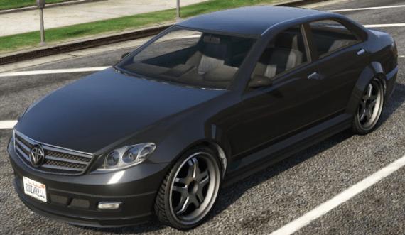Benefactor Schafter GTA 5 Online