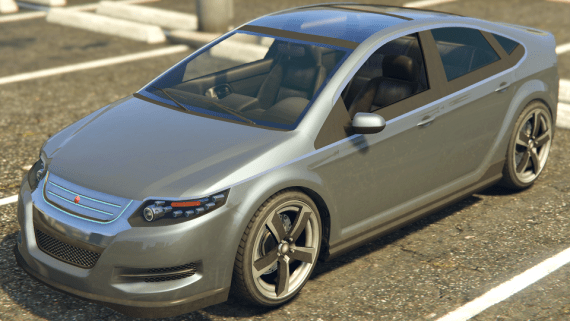Cheval Surge GTA 5 Online