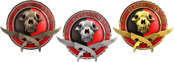 Медали Бладхауд