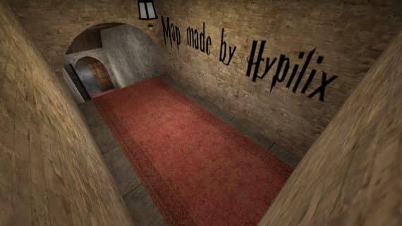Карта jb_hogwarts_fix для CS:GO