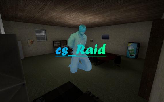 cs_Raid карта для CS:GO