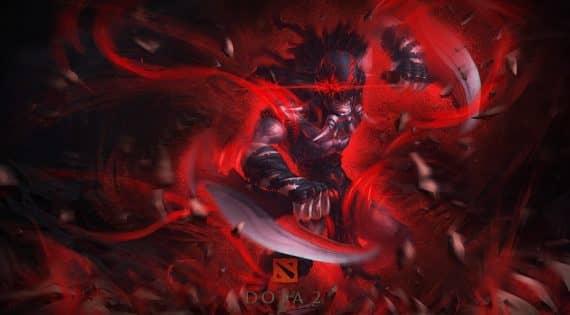 Bloodseeker в Dota 2 4