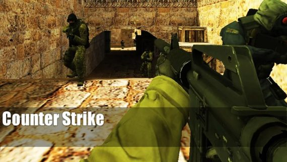 Counter Strike: Global Offensive клиент CS:1.6