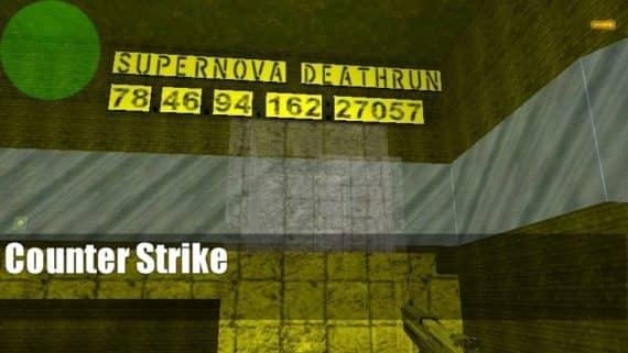 deathrun_supernova_v2 карта для CS:1.6
