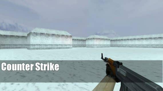 aim_ak_colt_snow карта для CS:1.6