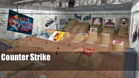aim_skatepark_csz карта для CS:1.6