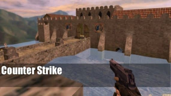 cs_castle_stirb карта для CS:1.6
