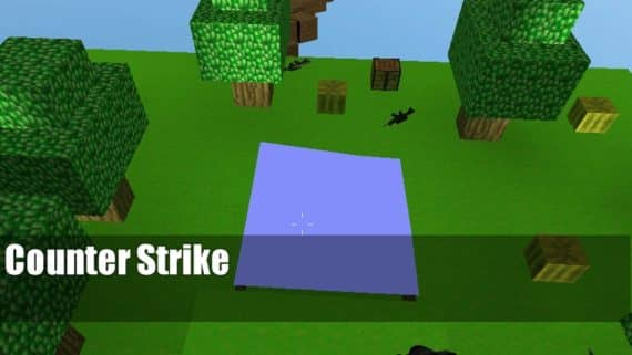 aim_minecraft_skywars карта для CS:1.6