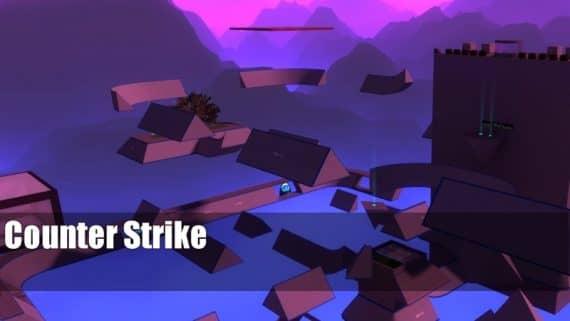 Surf_Exalted карта для CS:GO