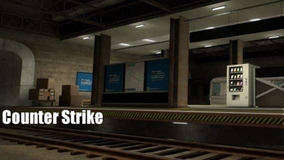 aim_transit карта для CS:GO
