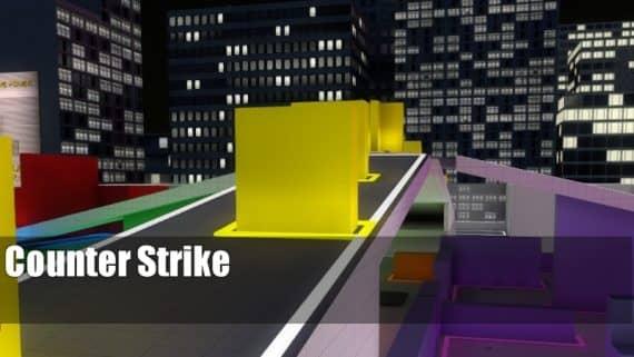 fy_neon_fangs карта для CS:GO