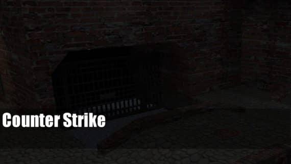 de_strike карта для CS:1.6