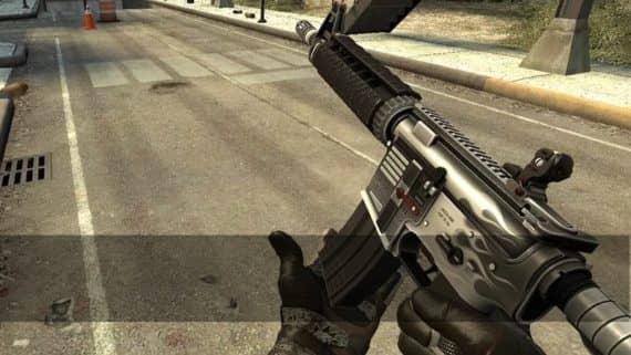 Бинды для гранат в CS:GO
