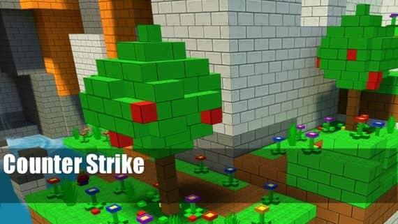 bhop_lego3 карта для CS:S