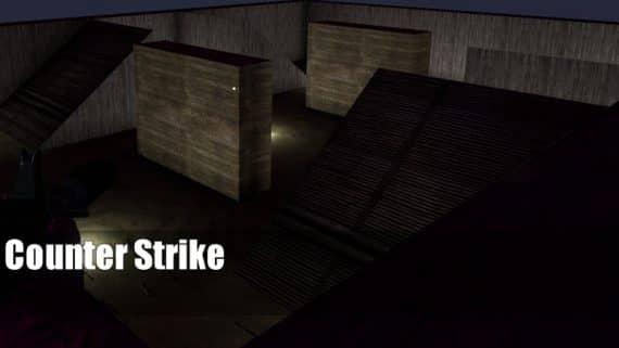aim_woods_night карта для CS:GO